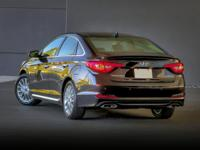 2017 Hyundai Silver Sonata 2.4L I4 DGI DOHC 16V ULEV II