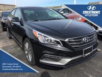 Priced below KBB Fair Purchase Price!2017 Hyundai