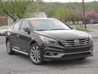 2017 Hyundai Sonata Limited Leather. 35/25 Highway/City