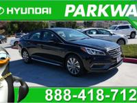 2017 Hyundai Sonata Sport COME SEE WHY PEOPLE LOVE