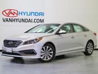 Recent Arrival! 2017 Hyundai Sonata Sport 35/25