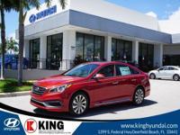 $5,249 off MSRP! 35/25 Highway/City MPG King Hyundai is