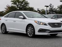 CARFAX One-Owner. Sonata Limited, 6-Speed Automatic