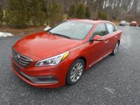 BACK-UP CAMERA, LEATHER, HEATED FRONT SEATS, BLUETOOTH,