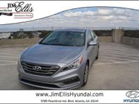 2017 Hyundai Sonata Sport Gray w/YES Essentials Premium