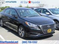 The Hyundai Sonata Plug-in Hybrid was built giving it