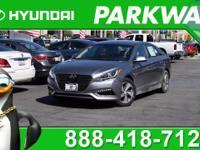 2017 Hyundai Sonata PHEV Hybrid Limited LIMITED MODEL,