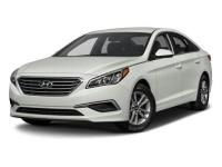 **CERTIFIED READY** 2017 Hyundai Sonata 2.4L With Only