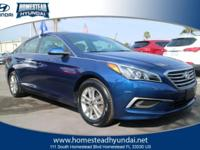 Check out this gently-used 2017 Hyundai Sonata we