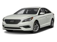 IIHS Top Safety Pick. This Hyundai Sonata delivers a