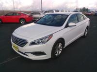 CARFAX 1-Owner. EPA 36 MPG Hwy/25 MPG City! 2.4L trim.