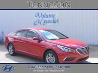 This Sonata SE is equipped with power windows, power