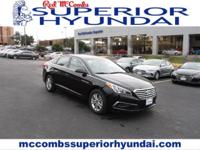 The Hyundai Sonata features an expressive exterior and