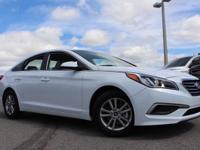 2017 Hyundai Sonata SE 36/25 Highway/City MPGAwards:  *