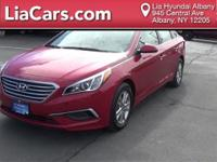 2017 Hyundai Sonata SE, !!!ONE OWNER-CLEAN CAR FAX!!!,