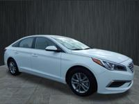 All New 2017 Hyundai Sonata ! SWEET. Hyundai is