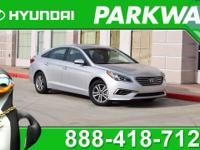 2017 Hyundai Sonata COME SEE WHY PEOPLE LOVE PARKWAY,