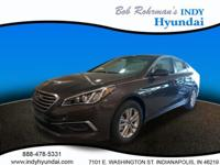 2017 Hyundai Sonata SE Dk Truffle WITH SOME AVAILABLE