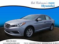2017 Hyundai Sonata SE Gray WITH SOME AVAILABLE OPTIONS