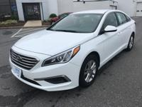 This 2017 Hyundai Sonata 2.4L is offered to you for