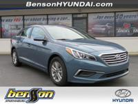 Sonata SE and Blue. Gas miser! Bears the load so you