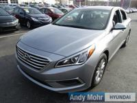 2017 Hyundai Sonata SE ABS brakes, Air Conditioning,
