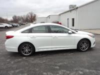 2017 Hyundai Sonata MP3, Keyless Entry, Satellite