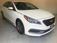 2017 Hyundai Sonata Sport 2.0T FWD at Hyundai of