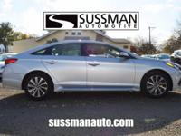 This 2017 Hyundai Sonata Sport is offered to you for