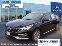 2017 Sonata Sport with a Value Edition Package which