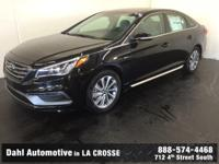 2017 Hyundai Sonata Sport Phantom Black Factory MSRP: