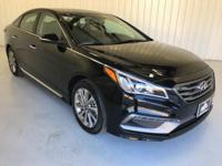 2017 Hyundai Sonata Sport FWD at Hyundai of Jefferson