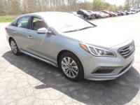 2017 Hyundai Sonata Heated Seats, Keyless Entry,