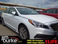 This 2017 Hyundai SONATA Sport  will sell fast!! Save