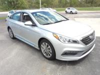 2017 Hyundai Sonata Keyless Entry, Satellite Radio,