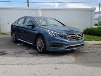 ATTENTION!!! STOP! Read this! This 2017 Sonata is for