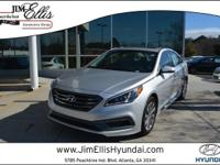 2017 Hyundai Sonata Sport Gray w/Leather Bolster/Cloth