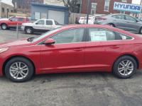 Get ready to go for a ride in this 2017 Hyundai Sonata
