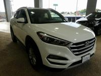 Safe and reliable, this Used 2017 Hyundai Tucson Eco