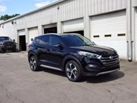 Black Pearl 2017 Hyundai Tucson Sport AWD 7-Speed