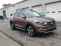 Brown 2017 Hyundai Tucson AWD 7-Speed Automatic 1.6L I4