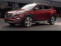 2017 Hyundai Tucson Eco AWD. 30/25 Highway/City MPG