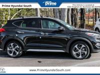 2017 Hyundai Tucson Limited AWD 1.6L I4 DGI