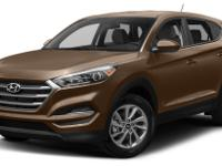 2017 Hyundai Tucson Eco AWD, 4-Wheel Disc Brakes, 6