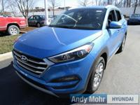 2017 Hyundai Tucson Eco AWD, 4-Wheel Disc Brakes, Air