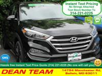 Our 2017 Hyundai Tucson Night in Black Noir Pearl is an