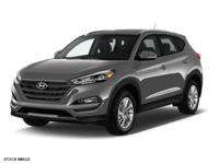 AWD. Turbocharged! Gasoline! This 2017 Tucson is for