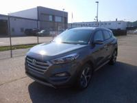 2017 Hyundai Tucson Limited 4D Sport Utility, 7-Speed