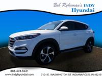 2017 Hyundai Tucson Sport White WITH SOME AVAILABLE