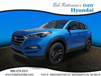 2017 Hyundai Tucson Night Blue WITH SOME AVAILABLE
